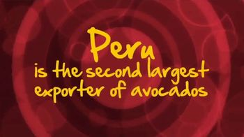 Avocados From Peru TV Spot, 'World Avocado Month: Second Largest Exporter' - Thumbnail 3