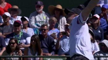 Tennis Industry Association TV Spot, 'Tips: New Racquets' Feat. Angelique Kerber, Denis Shapovalov - Thumbnail 5