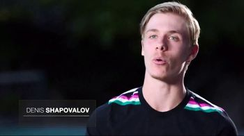 Tennis Industry Association TV Spot, 'Tips: New Racquets' Feat. Angelique Kerber, Denis Shapovalov