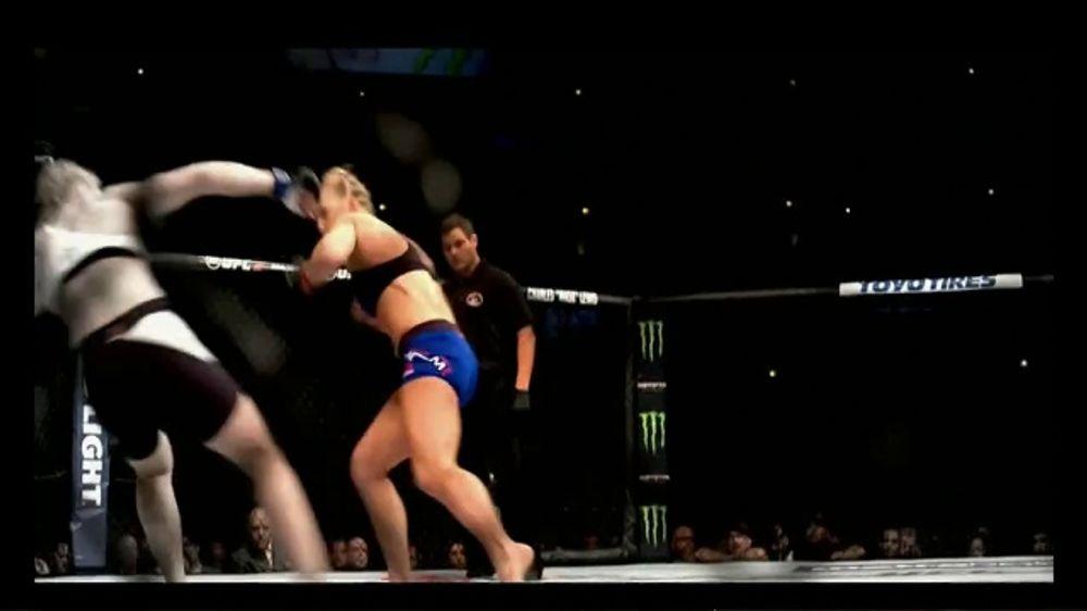 ESPN+ TV Commercial, 'UFC 239: Jones vs. Santos: G.O.A.T'