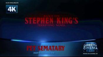 DIRECTV Cinema TV Spot, 'Pet Sematary' - Thumbnail 1