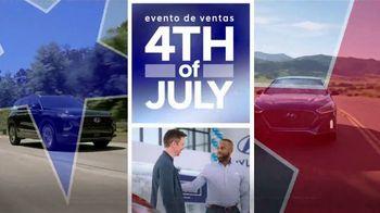 Hyundai Evento de Ventas 4th of July TV Spot, 'Ha llegado' [Spanish] [T2] - Thumbnail 1