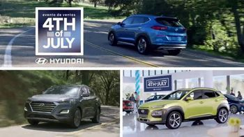 Hyundai Evento de Ventas 4th of July TV Spot, 'Ha llegado' [Spanish] [T2] - Thumbnail 7