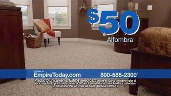 Empire Today Venta Cuartos por $50 Dólares TV Spot, 'Actualize sus pisos' [Spanish] - Thumbnail 5