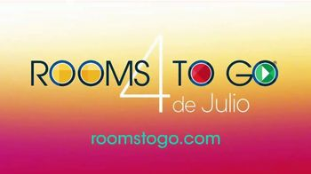 Rooms to Go TV Spot, 'Ofertas candentes: sala elegante' [Spanish] - Thumbnail 7