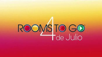 Rooms to Go TV Spot, 'Ofertas candentes: sala elegante' [Spanish] - Thumbnail 2