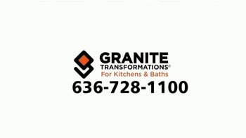 Granite Transformations TV Spot, 'Transform Your Kitchen' - Thumbnail 9