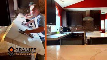 Granite Transformations TV Spot, 'Transform Your Kitchen' - Thumbnail 4