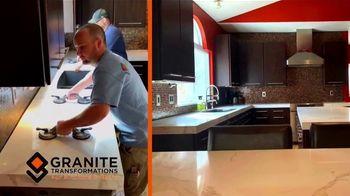 Granite Transformations TV Spot, 'Transform Your Kitchen'