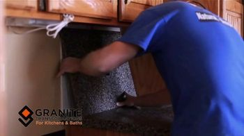 Granite Transformations TV Spot, 'Transform Your Kitchen' - Thumbnail 6
