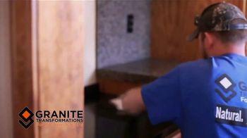Granite Transformations TV Spot, 'Transform Your Kitchen' - Thumbnail 7