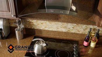 Granite Transformations TV Spot, 'Transform Your Kitchen' - Thumbnail 8