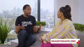 Erase the Hate TV Spot, 'USA Network: Celebrating Diversity' - Thumbnail 7