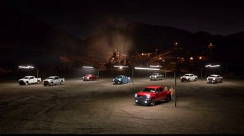 2019 Chevrolet Silverado TV Spot, 'Spotlight' [T2]