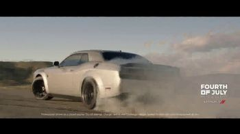Dodge Fourth of July Sales Event TV Spot, 'Powerful Vehicles' [T2] - Thumbnail 1