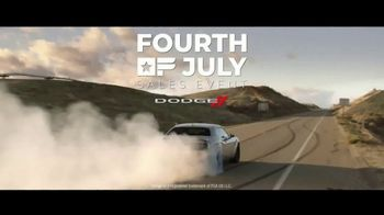 Dodge Fourth of July Sales Event TV Spot, 'Powerful Vehicles' [T2] - Thumbnail 7