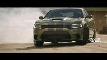 Dodge Fourth of July Sales Event TV Spot, 'Powerful Vehicles' [T2] - Thumbnail 3