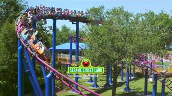 SeaWorld 4th of July Sale TV Spot, 'Feels Amazing: Two Parks' - Thumbnail 5