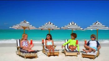 Beaches TV Spot, 'Memories to Last a Lifetime' - 216 commercial airings