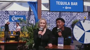 Jose Cuervo TV Spot, 'Comedy Central: Truth or Dare' Featuring Greta Titelman, Dewayne Perkins