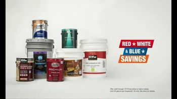 The Home Depot Red, White and Blue Savings TV Spot, 'Find Your Color' - Thumbnail 8
