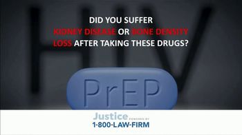 1-800-LAW-FIRM TV Spot, 'PrEP Side Effects' - Thumbnail 2