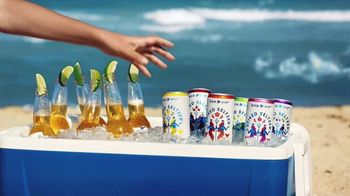 BON & VIV Spiked Seltzer TV Spot, \'Cooling Off\'