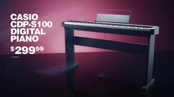 Guitar Center TV Spot, 'Independence Day: Casio Piano and Shure Mic' - Thumbnail 4