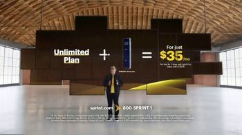 Sprint Unlimited Plan TV Spot, 'Keep Things Simple' - Thumbnail 3