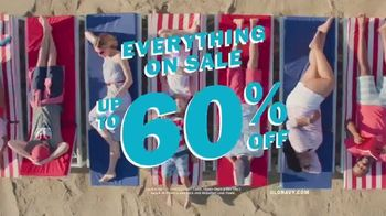 Old Navy TV Spot, 'Get Ready for Summer: 60 Percent Off'