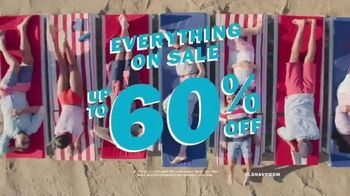 Old Navy TV Spot, 'Get Ready for Summer: 60 Percent Off' - Thumbnail 3