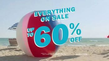 Old Navy TV Spot, 'Get Ready for Summer: 60 Percent Off' - Thumbnail 5