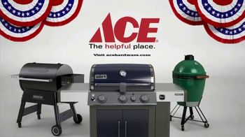 ACE Hardware 4th of July Sale TV Spot, 'Premium Grills' - Thumbnail 7