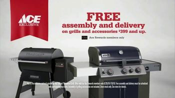 ACE Hardware 4th of July Sale TV Spot, 'Premium Grills' - Thumbnail 5
