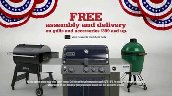 ACE Hardware 4th of July Sale TV Spot, 'Premium Grills' - Thumbnail 6