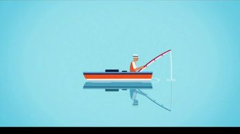 Consumer Cellular TV Spot, 'Better Value: Fishing: Grillin' Up $20 Credit: Plans $20+ a Month' - Thumbnail 1