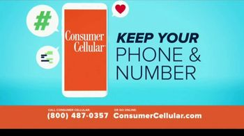 Consumer Cellular TV Spot, 'Better Value: Fishing: Grillin' Up $20 Credit: Plans $20+ a Month' - Thumbnail 5