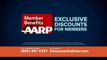 Consumer Cellular TV Spot, 'Better Value: Fishing: Grillin' Up $20 Credit: Plans $20+ a Month' - Thumbnail 8