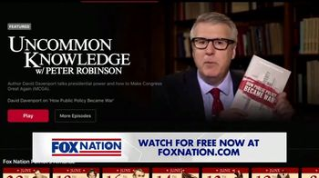 FOX Nation TV Spot, 'No Interruption' - Thumbnail 3