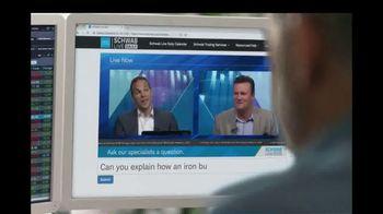 Charles Schwab TV Spot, 'Iron Butterfly Spread' - Thumbnail 7