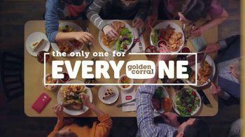 Golden Corral Slow-Smoked Sirloin + Shrimp Trio TV Spot, 'Happy as Shrimp' - Thumbnail 9