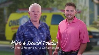 One Hour Heating & Air Conditioning TV Spot, 'Working Together'