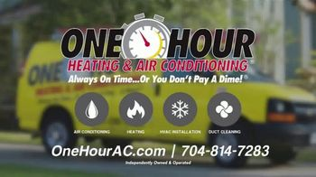 One Hour Heating & Air Conditioning TV Spot, 'Working Together' - Thumbnail 10