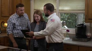 One Hour Heating & Air Conditioning TV Spot, 'Working Together' - Thumbnail 8