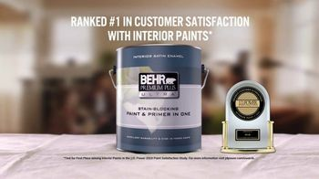 BEHR Paint  TV Spot, 'Red, White and Blue Savings: Tough as Walls' - Thumbnail 6