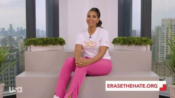 Erase the Hate TV Spot, 'USA Network: Pride Month with Talk Stoop' Featuring Nessa Diab