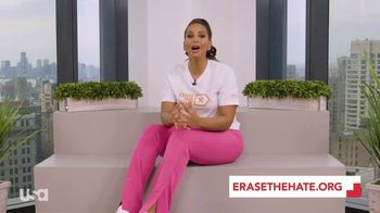 Erase the Hate TV Spot, 'USA Network: Pride Month with Talk Stoop' Featuring Nessa Diab - Thumbnail 4
