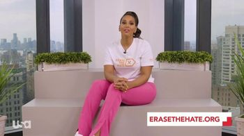 Erase the Hate TV Spot, 'USA Network: Pride Month with Talk Stoop' Featuring Nessa Diab - Thumbnail 5