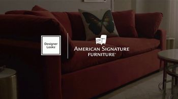 American Signature Furniture 4th of July Sale TV Spot, 'Save Storewide' - Thumbnail 1