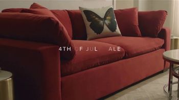 American Signature Furniture 4th of July Sale TV Spot, 'Save Storewide' - Thumbnail 2